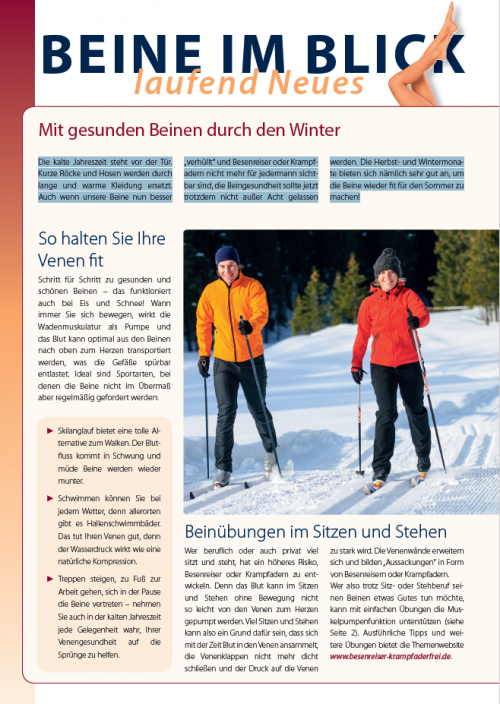 Newsletter Winter 2015